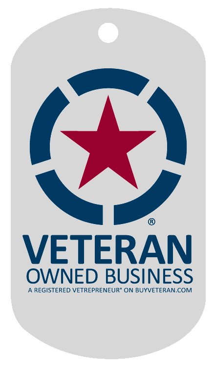 This is a VETERAN OWNED business